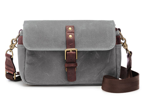 ONA - Bowery Smoke Messenger Bag