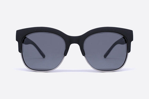 Quay Bronx Black Sunglasses