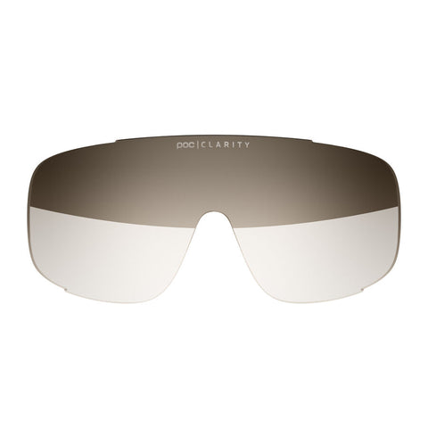 POC - Aspire Brown + Light Silver Mirror  Spare Lens /  Lenses