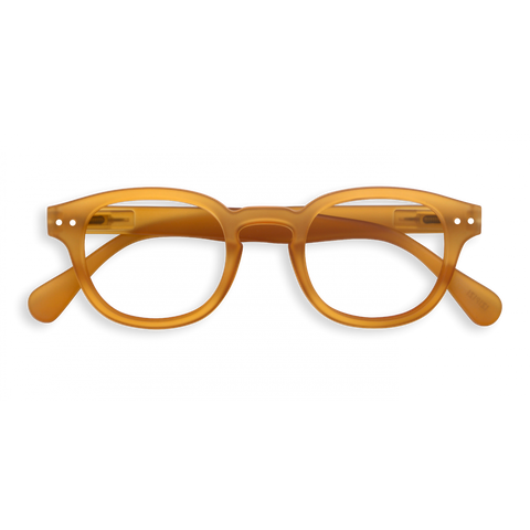 Izipizi - #C Yellow Ochre  Reader Eyeglasses / +3.00 Lenses