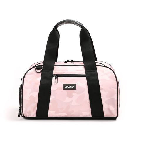 Vooray - Burner Gym Pink Camo Duffel Bag