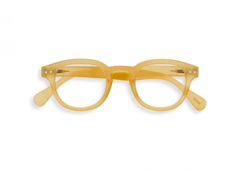 Izipizi - #C Yellow Honey Reader Eyeglasses / +1.00 Lenses