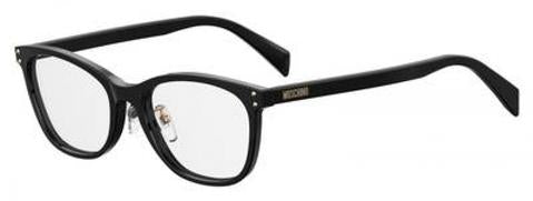 Moschino - Mos 540 F Black Eyeglasses / Demo Lenses