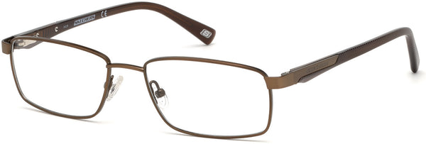Skechers - SE3232 Matte Dark Brown Eyeglasses / Demo Lenses
