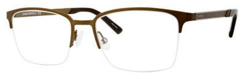 Chesterfield Eyewear - Ch 889 51mm Brown Eyeglasses / Demo Lenses