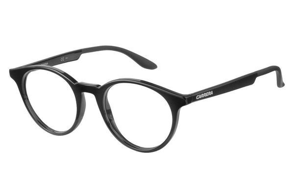 Carrera -5544 Shiny Black Rx Glasses