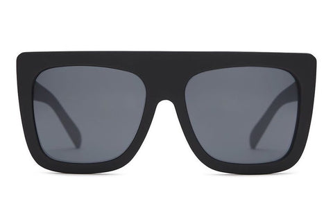 Quay Cafe Racer Black / Smoke Sunglasses