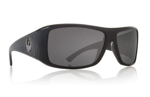 Dragon - Calaca Jet / Grey Sunglasses