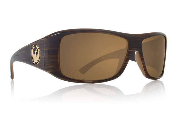 Dragon - Calaca Mocha Stripe / Bronze Sunglasses