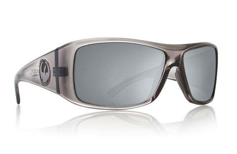 Dragon - Calaca Translucent Grey / Grey Ion Sunglasses