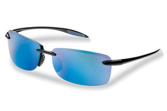 Flying Fisherman - Cali 7305 Sunglasses, Smoke-Blue Miror Lenses