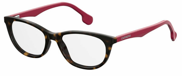 Carrera - Carrerino 67 46mm Havana Pink Eyeglasses / Demo Lenses