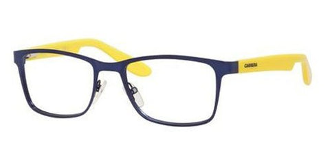 Carrera - Carrerino 53 Blue Yellow Eyeglasses / Demo Lenses