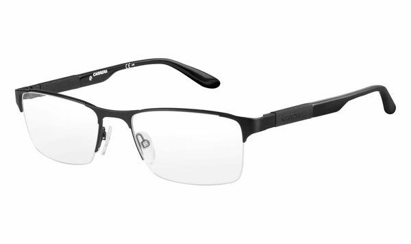 Carrera - Ca 8821 53mm Matte Black Black Eyeglasses / Demo Lenses