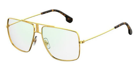 Carrera - 1108 Yellow Gold Eyeglasses / Demo Lenses