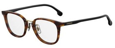 Carrera - 178 F Dark Havana Eyeglasses / Demo Lenses