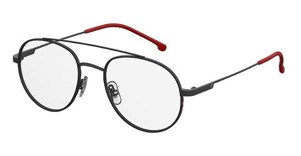 Carrera - 2000T V 49mm Matte Black Eyeglasses / Demo Lenses