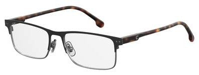 Carrera - 2007T 53mm Matte Black Eyeglasses / Demo Lenses
