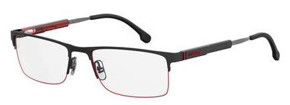 Carrera - 8835 55mm Matte Black Eyeglasses / Demo Lenses