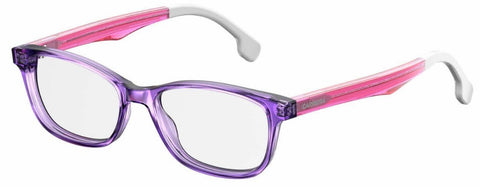 Carrera - Carrerino 65 Dark Purple Pink Eyeglasses / Demo Lenses