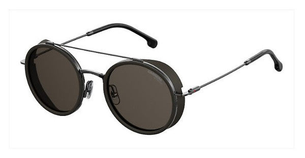 Carrera - 167 S Dark Ruthenium Sunglasses / Gray Blue Lenses
