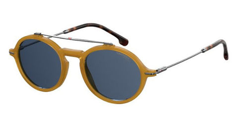 Carrera - 195 S Yellow Sunglasses / Blue Avio Lenses