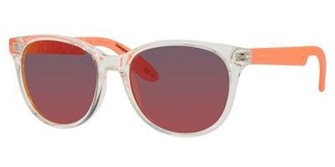 Carrera - Carrerino 12 Crystal Orange Sunglasses / Gray Orange Lenses