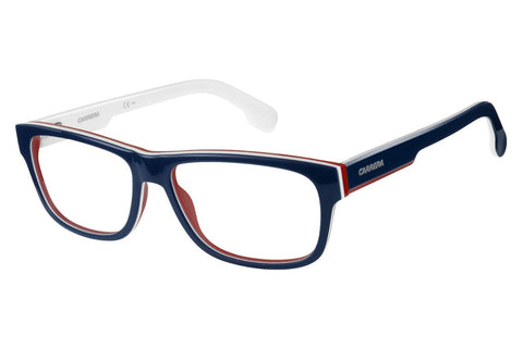 Carrera - 1102/V Blue White Striped Rx Glasses