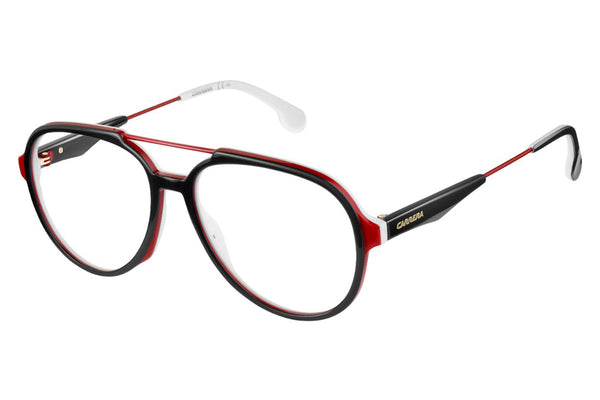 Carrera - 1103/V Black Burgundy Rx Glasses