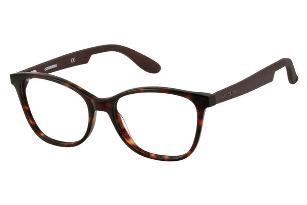 Carrera - 5501 Havana Matte Brown Rx Glasses