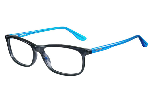 Carrera - 6628 Smoke Blue Rx Glasses