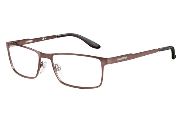 Carrera - 6630 Semi Matte Brown Rx Glasses