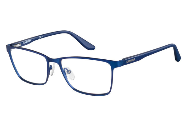 Carrera - 6640 Matte Blue Rx Glasses