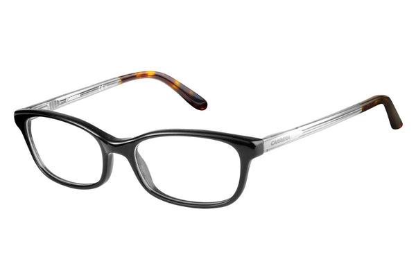 Carrera - 6647 Black Gray Rx Glasses