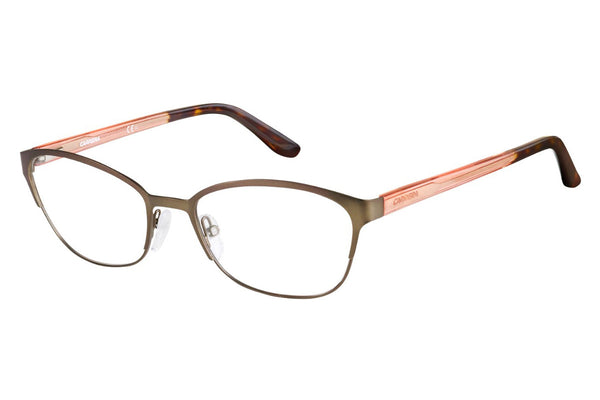 Carrera - 6649 Brown Peach Rx Glasses