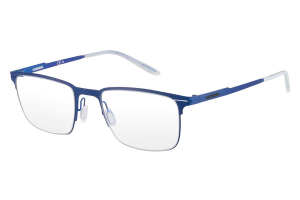 Carrera - 6661 Matte Blue Rx Glasses