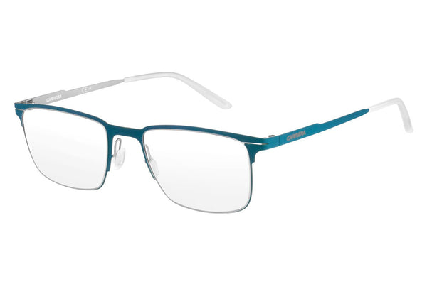 Carrera - 6661 Matte Teal / Palladium Rx Glasses