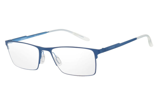 Carrera - 6662 Matte Blue Rx Glasses