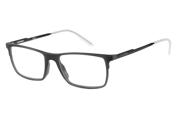 Carrera - 6664 Matte Black Shiny Black Rx Glasses