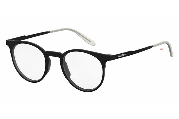Carrera - 6665 Matte Black Shiny Black Rx Glasses