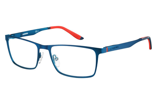 Carrera - 8811 Semi Matte Blue Rx Glasses