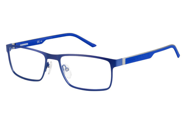 Carrera - 8815 Matte Blue Rx Glasses