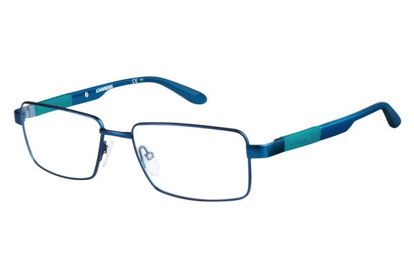 Carrera - 8819 Matte Blue Rx Glasses