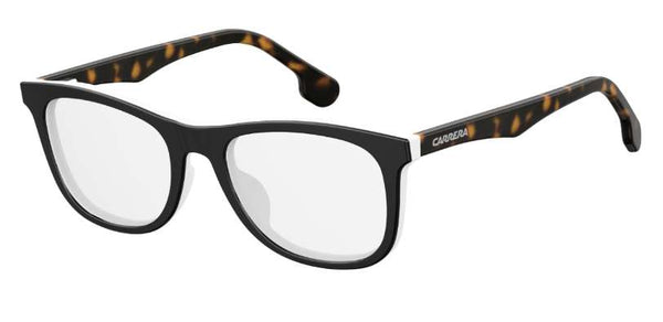 Carrera - Carrerino 63 49mm Black White Eyeglasses / Demo Lenses