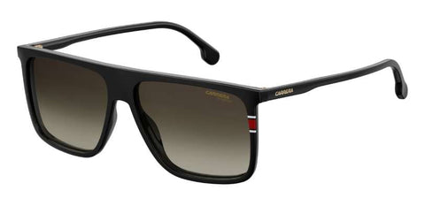 Carrera - 172 S Black Sunglasses / Brown Gradient Lenses