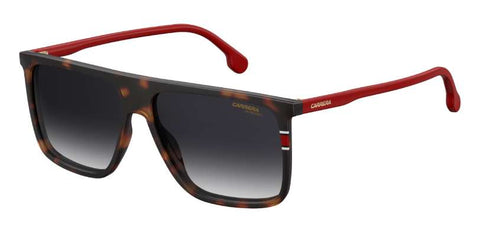 Carrera - 172 S Havana Red Sunglasses / Dark Blue Gradient Lenses