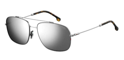 Carrera - 182 F S Ruthenium Sunglasses / Silver Mirror Lenses
