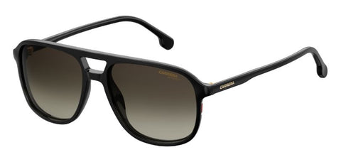 Carrera - 173 S Black Sunglasses / Brown Gradient Lenses