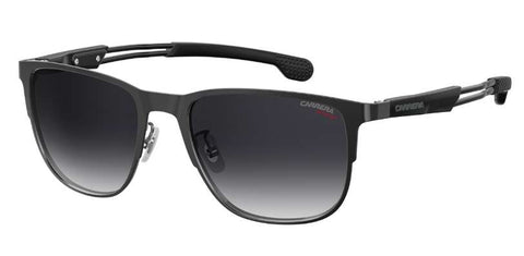 Carrera - 4014 GS  Dark Ruthenium Black Sunglasses / Dark Gray Gradient Lenses