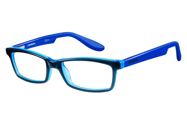Carrera - Carrerino 52 Gray Blue Rx Glasses